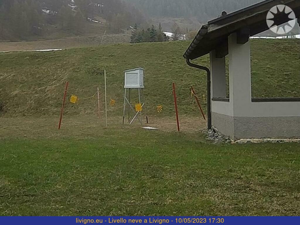 Webcam Livigno Livello Neve - Immagini di Livigno.eu